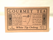 White Tip Oolong Teabags