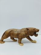 Wood Carving Tiger