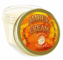 "Amber Deep Moisturizer Cream 4 oz. ""The Mystic"""