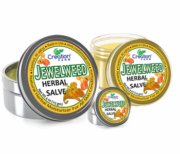 Jewelweed Herbal Salve