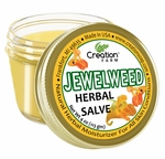 Jewelweed Herbal Salve Jar 4oz