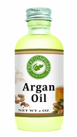 Argan Oil -- Argania spinosa (Argan) Nut Oil 2oz