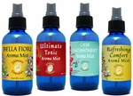 Pure Essential Oil Aromatherapy Misters