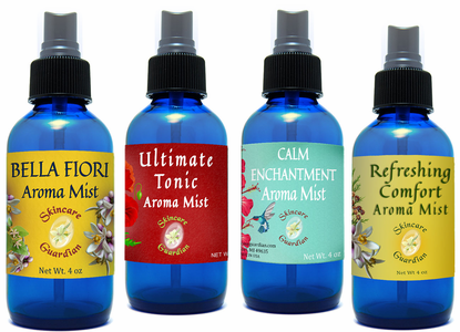 Pure Essential Oil Aroma Misters