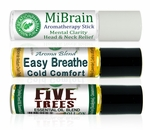 Aroma Travel Roll-On 3 Pack