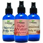 Aromatherapy Body Mists