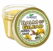 Balm of Gilead Herbal Salve Jar
