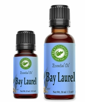 Bay Laurel Essential Oil --  Lauris Nobilis (Bay Laurel) Oil
