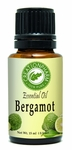 Bergamot Essential Oil 15ml (0.5oz)