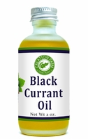 Black Currant Seed Oil -- Ribes Nigrum (Black Currant) Seed Oil 2oz