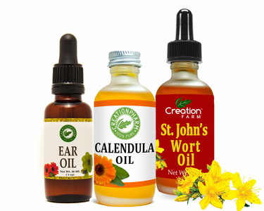 Botanical Herbs - Extracts- Infused Oils