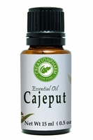 Cajeput Essential Oil 15ml (0.5oz)