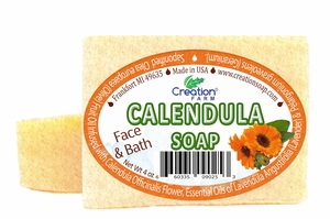 Calendula Bath & Body Soap