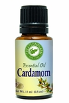 Cardamom Essential Oil 15ml (0.5oz)