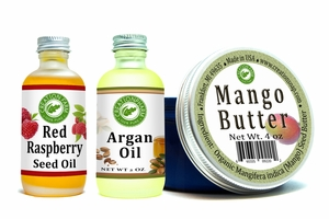 Carrier Oils & Butters