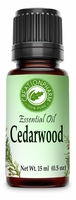 Cedarwood Essential Oil 15ml (0.5oz)