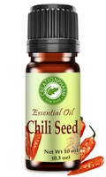 Chili Seed Essential Oil 10 ml (0.3oz) -- Aceite de semilla de Chile