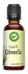Citronella Essential Oil 30 ml  (1oz)