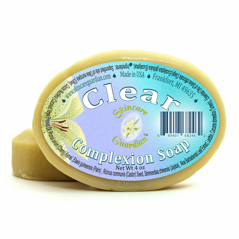 Clear Complexion Soap 4 oz