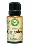 Coriander Essential Oil 15ml (0.5oz)