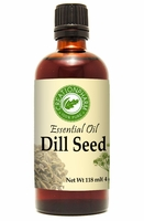 Dill Essential Oil 118ml (4oz)