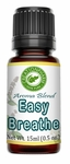 Easy Breathe Essential Oil Blend for Diffuser/Spa/Sauna 15ml