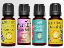 Essential Oil Aroma Blends