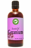 Geranium Essential Oil 120ml   (4oz)