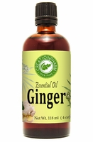 Ginger Essential Oil 118ml (4oz)