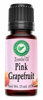 Grapefruit, Pink Essential Oil 15ml (0.5oz)
