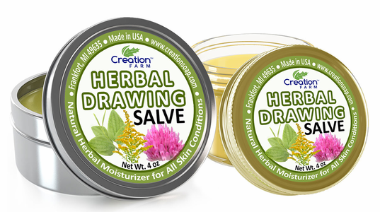 Herbal Drawing Salve