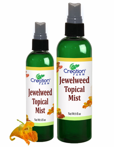 Jewelweed Topical Spray Mist