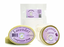 Lavender Aroma Spa Collection