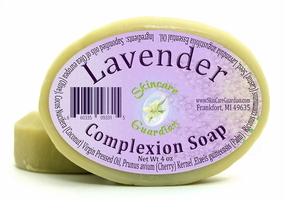 Lavender Complexion Soap Bar 4oz