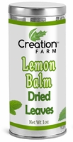 Lemon Balm Dried Herb 1 oz