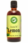 Lemon Essential Oil 118 ml (4 oz)