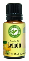 Lemon Essential Oil 15 ml (0.5 oz)