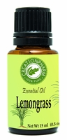 Lemongrass Essential Oil 15 ml (0.50 oz)