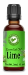 Lime Essential Oil 30 ml (1 oz)