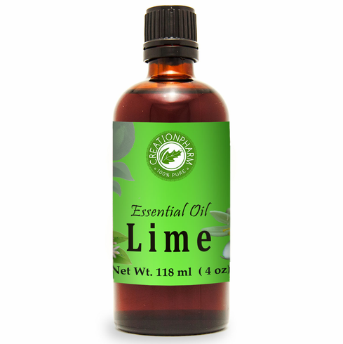 Lime Essential Oil 118 ml (4 oz)