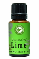 Lime Essential Oil 15 ml (0.5 oz)