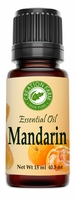 Mandarin Orange Essential Oil 15ml (0.5 oz)