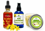 Neuropathy and Neuralgia Comfort Care Pack for Feet