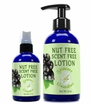 Nut Free & Scent Free Lotion