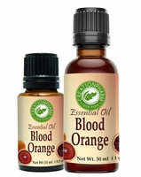 Orange, Blood Essential Oil -- Aceite Esencial de Naranja Sanguina