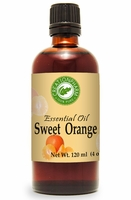 Orange, Sweet Essential Oil 118 ml (4 oz)