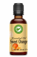 Orange, Sweet Essential Oil 60 ml (2 oz)