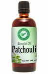 Patchouli Essential Oil 118 ml (4 oz)