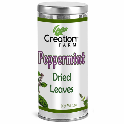 Peppermint Herb Dried 1oz