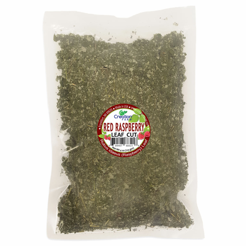 Red Raspberry Leaf Cut 4 oz